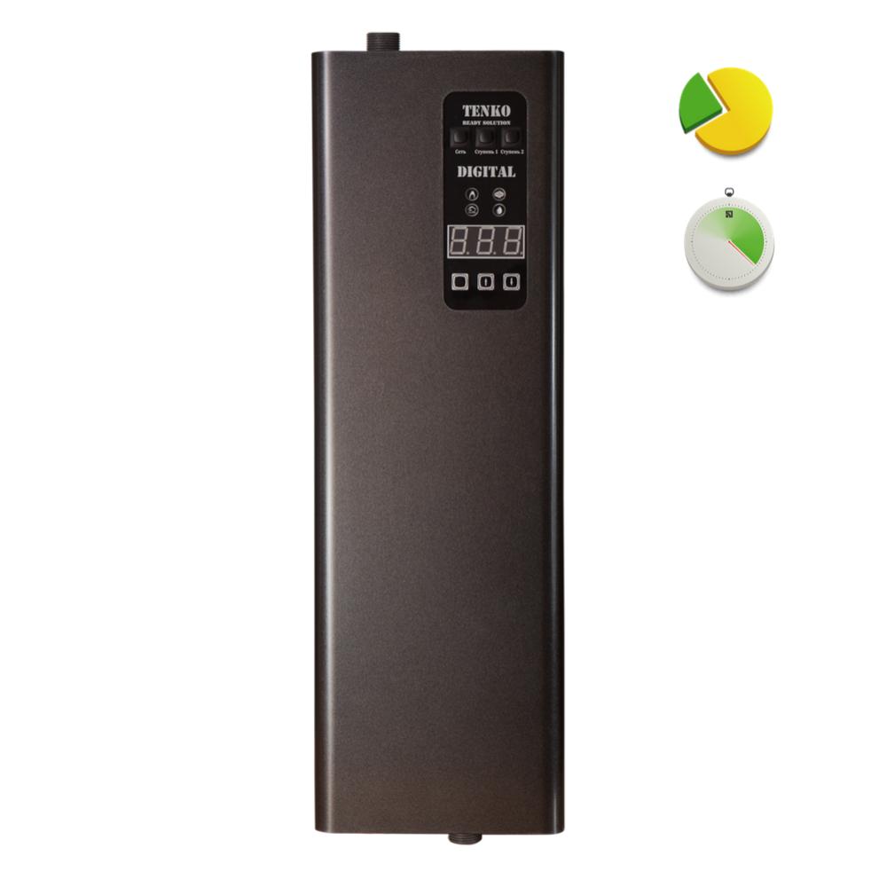 Электрический котел Tenko Digital 7,5кВт 220В