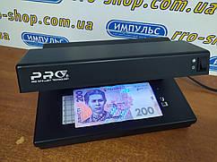 Детектор валют светодиодный PRO-12 PM LED