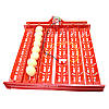 Лоток автоматического переворота для инкубатора на 48 (60) яиц с мотором, фото 4