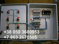 Я5000, Б5000 — шкафы, блоки (панели) управления асинхронными электроприводами, фото 1
