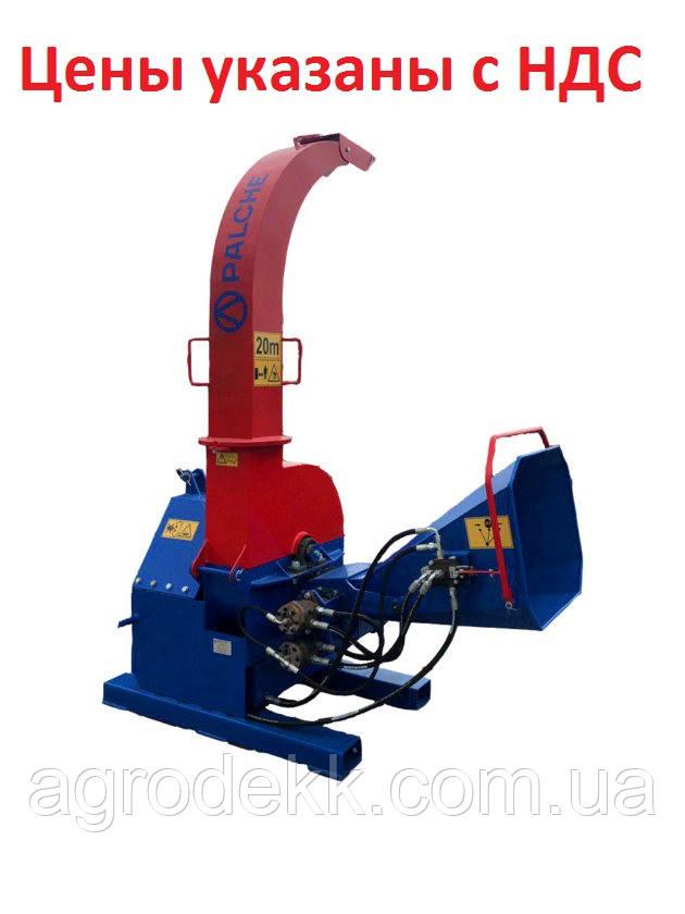 Подрібнювач деревини PL-120 Подрібнення  деревини  більше 120 мм