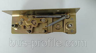 Замок двери (задней/L) MB Sprinter/VW LT 96-00 — Solgy — 305021