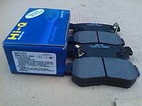Задние тормозные колодки  Hyundai Santa Fe, Sonata, Tucson Hi-Q SP1117