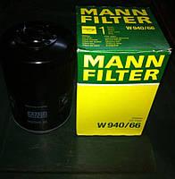 Фильтр масляный MANN W940/66