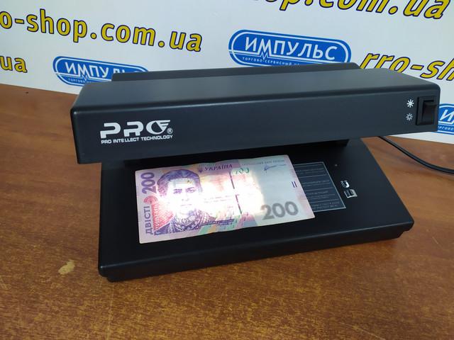 детктор валют светодиодный PRO 12 PM LED купить
