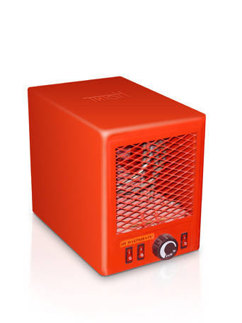 Электрический тепловентилятор Титан Турбо 7,5 кВт 380В 2 ступени, фото 2