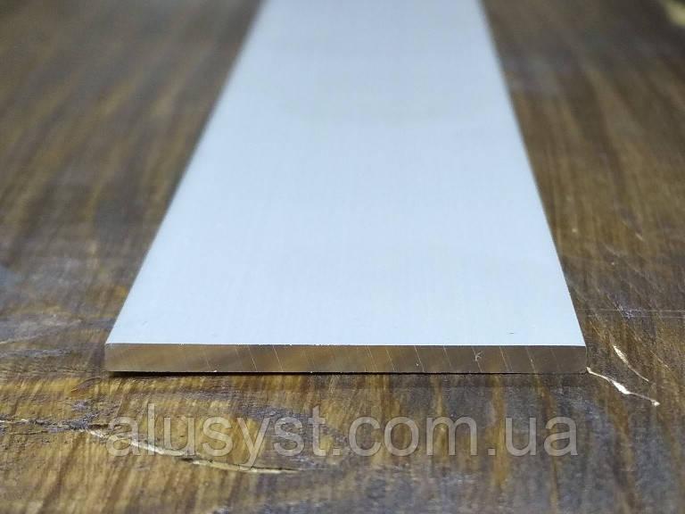Смуга   Шина   Пластина алюміній, Анод, 30х2 мм