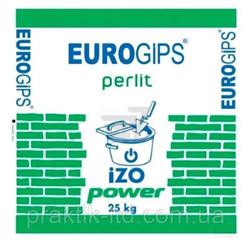 Шпаклівка EUROGIPS IZO 25 кг