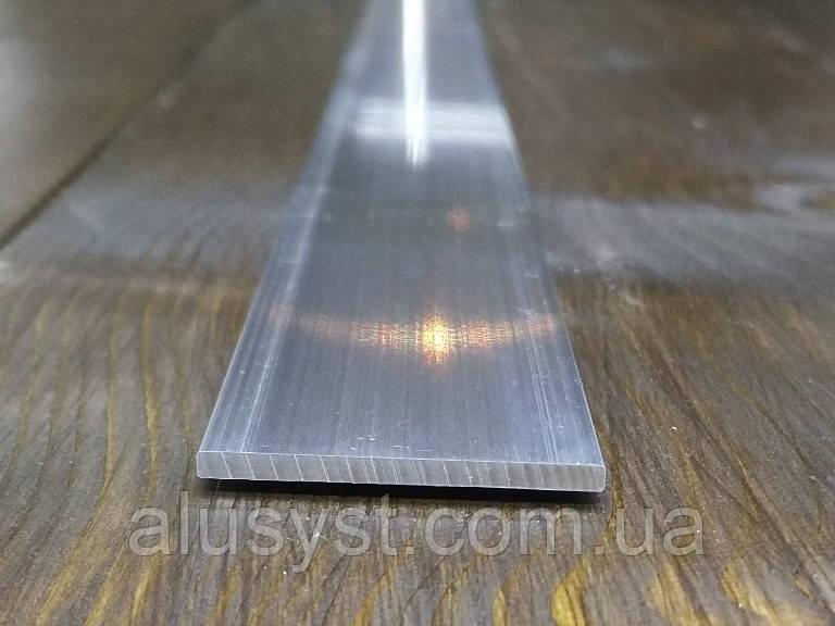Алюминиевая полоса | Шина, Без покрытия, 30х2 мм