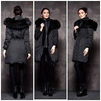 Пальто  женское  зимнее Glo-Story XL