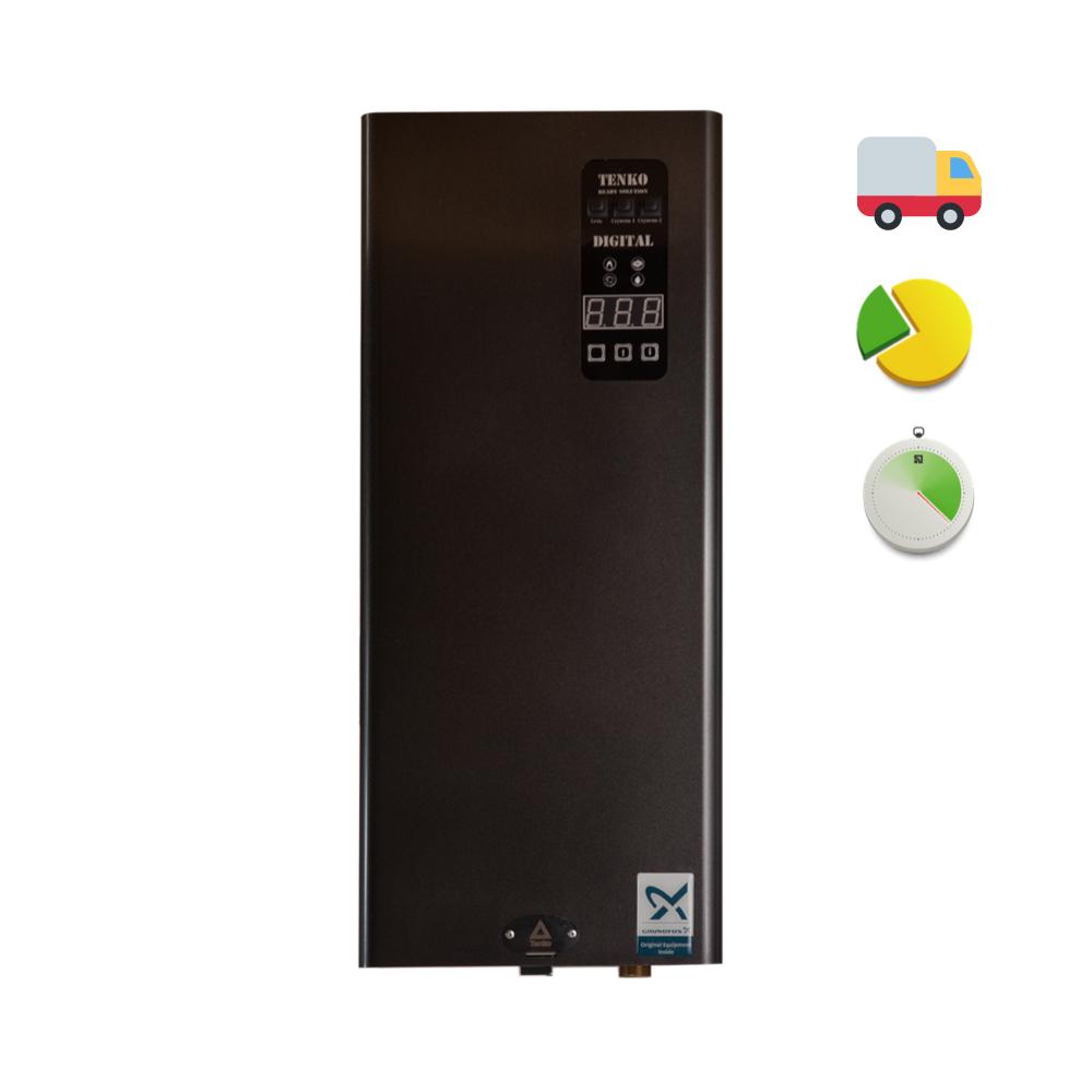 Електричний котел Tenko Digital Standart 4,5 кВт 380В