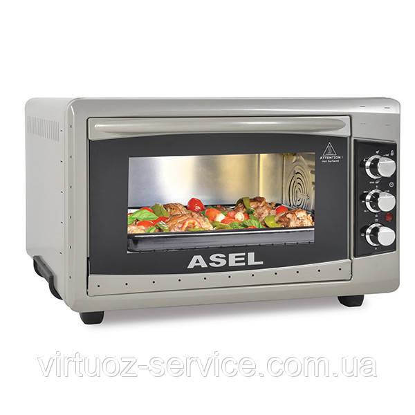 Электрическая духовка Asel AF-0723 Grey