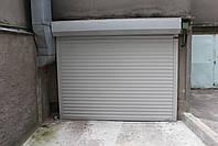 Рулонные ворота из профиля RH77M ш3000, в2000, фото 2