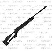 Пневматическая винтовка Hatsan STRIKER EDGE с газовой пружинной