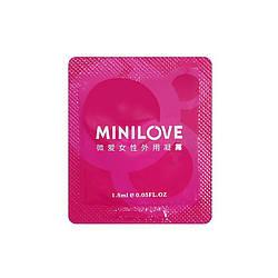 Возбуждающий гель Провокация для оргазма MiniLove 1,5 ml
