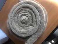 Оконный утеплитель/натуральный материал из льна и джута 5см шириной