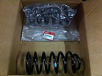 Оригинальные задние усиленные пружины на Honda Civic 4D Honda Civic SI 52441-snx-a01, фото 1