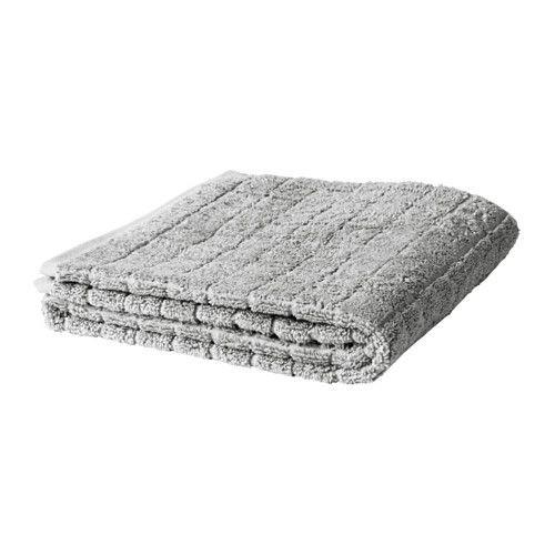"""ИКЕА """"ÅFJÄRDEN"""" полотенце серый, 30*30см."""