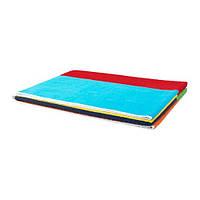 "ИКЕА ""BOKVIK"" полотенце разноцветное, 100*150см., фото 1"