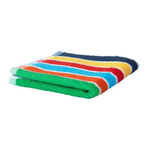 "ИКЕА ""BOKVIK"" полотенце разноцветное, 30*30см."
