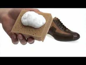Пена для чистки обуви Bama Clean and Care