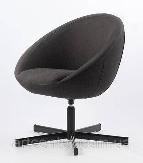 Кресло визажиста, стилиста, парикмахера, барный стул Marbino Basic + (ткань)