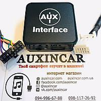 Емулятор сд-чейнджера WEFA WF-601 AUX/USB зарядка для Toyota / Lexus 6x6, фото 1