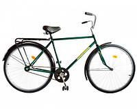 Велосипед дорожний, закрыт. рама, 28 Украина 33т лак. зеленый 111-461-02/02250 (шт.)
