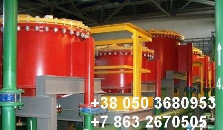 Фильтр  ФНГД — удаления нефтепродуктов из воды