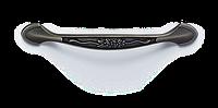 Ручка мебельная D-1013-96 MBAB матовая темная античная бронза