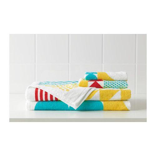 """ИКЕА """"NIMMERN"""" полотенце разные цвета, 30*30см."""