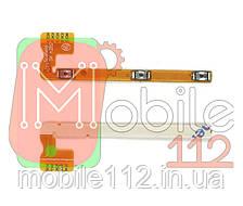 Шлейф для Lenovo S850, с кнопкой включения, с кнопками регулировки громкости