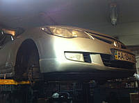 Ремонт и обслуживание Honda Civic 4d 5d