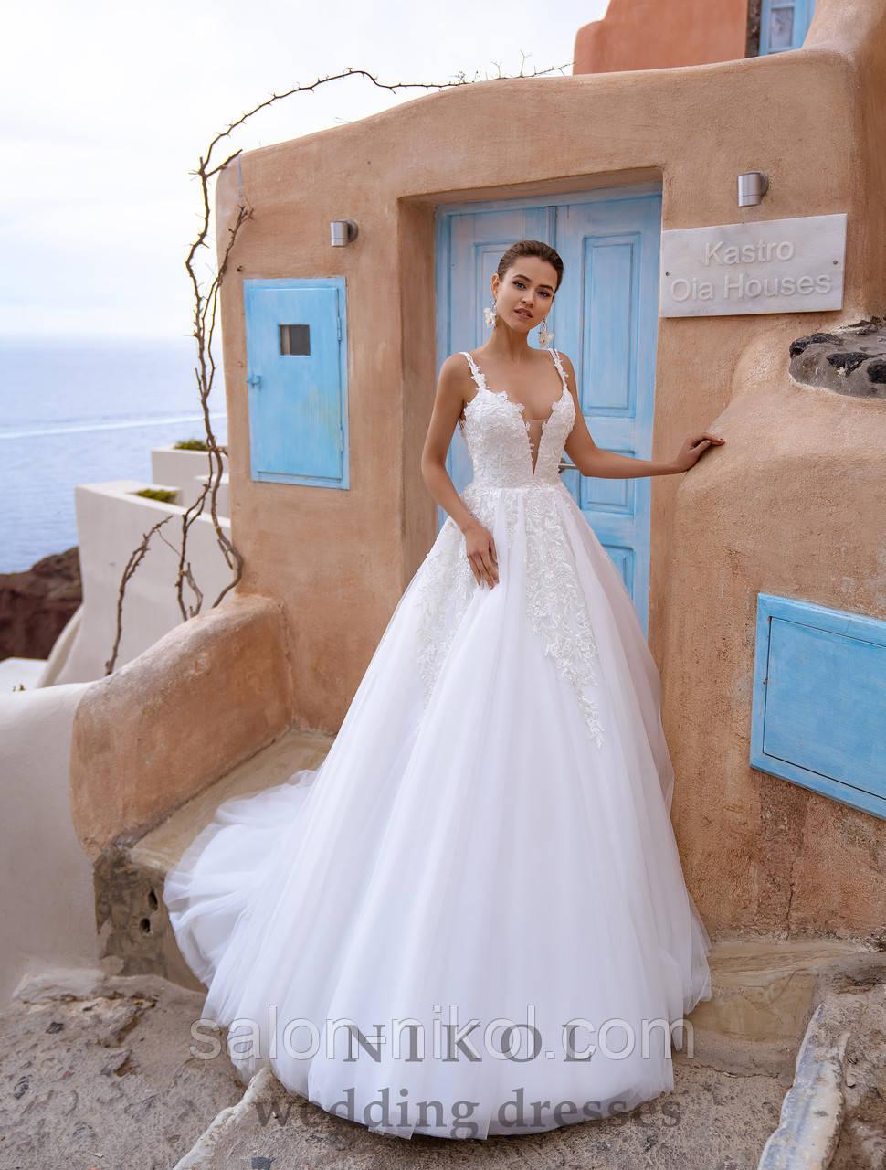 Свадебное платье № S-501