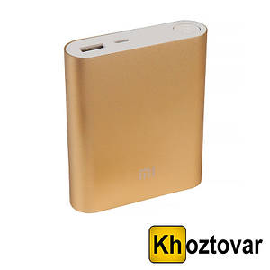 Внешний аккумулятор Xiaomi Mi Power Bank 10400 mAh   Реплика