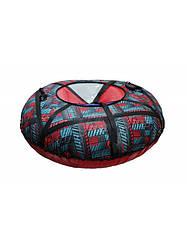 Тюбінг надувний / Ватрушка / Надувні санки ПВХ діаметром 120 см, L&SD