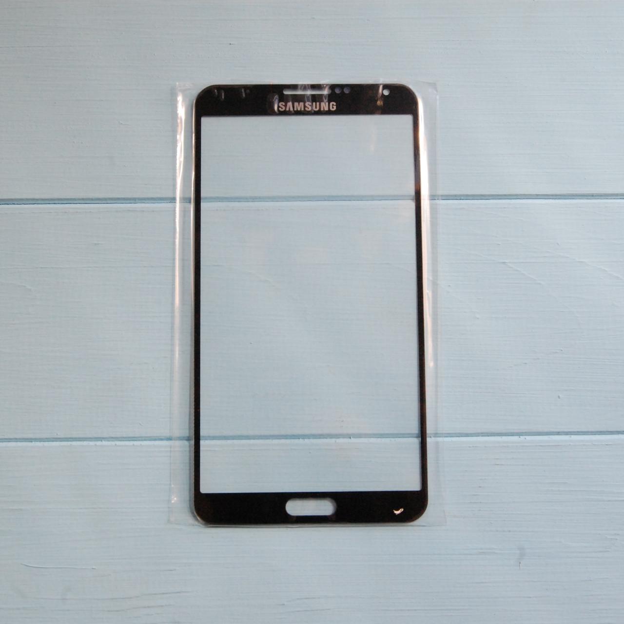 Стекло корпуса для Samsung N900 Note 3, N9000 Note 3, N9005 Note 3, N9006 Note 3 Black