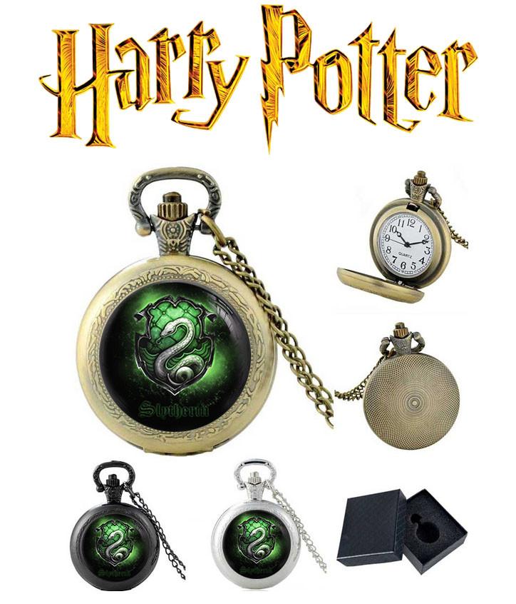 Карманные часы Слизерин Гарри Поттер / Harry Potter