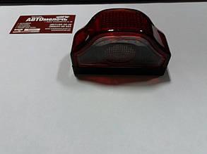 Фонарь освещение номерного знака LED 24V