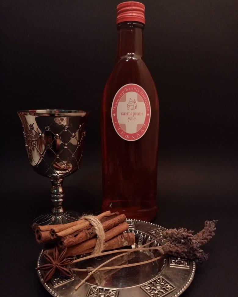 Кантариновое масло (растительное) 200мл