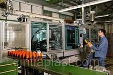Виробництво пластмасових виробів на ваших або на наших прес-формах