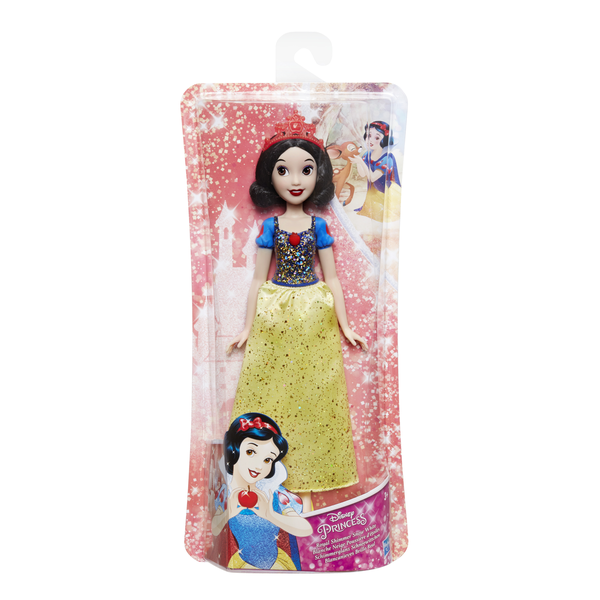 Кукла Hasbro Disney Princess-Кукла Принцесса Дисней Белоснежка E4161 SHIMMER SNOW WHITE