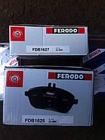 Задние тормозные колодки Audi Q7, Porsche Cayenne, Volkswagen Touareg FDB1627