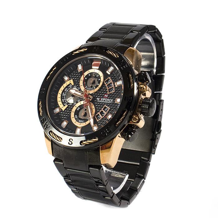 Часы Naviforce 9165BK Black