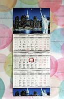 Квартальный календарь, америка