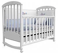 Детская кроватка Верес Соня ЛД 9 (белый)