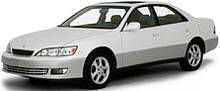 Фаркопы на Lexus ES 300 (2001-2006)