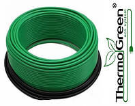 Нагревательный двужильный кабель ThermoGreen TGCT 20 - 600Вт, 30 м.п., 3,0 м.кв.