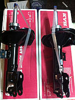 Передние газовые амортизаторы Каяба на Mitsubishi Lancer X Kayaba Exel-G 339104, 339105