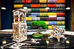 Башня-Аркбаллиста | UGEARS | Механический 3D конструктор из дерева, фото 3